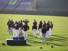 高橋監督が新ルールをテスト「ペナントレース大混乱なら、野球くじはどうなる?」