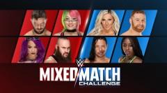 【WWE】中邑が男女混合タッグトーナメントに出場!2回戦でアスカと日本人対決か?