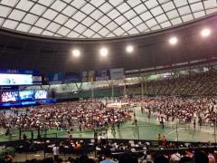 新日本プロレス、G1最終日完売の流れを復活させた西武ドーム大会。今年は武道館へ!