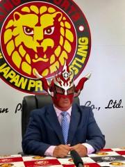 """平成が生んだ""""世界の獣神""""獣神サンダー・ライガーが来年1月の東京ドーム大会で引退!"""