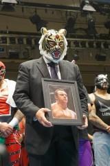 佐山タイガーマスク、ライバルの早すぎる死に追悼の10カウント「ダイナマイトキッドを忘れないで」