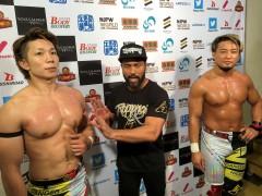 新日本Jr.タッグ、金丸&デスペ、BUSHI&鷹木が首位で終了も、決勝は3WAYの可能性?