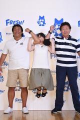 長州力、AKB48・峯岸みなみに「もう一回坊主だな」