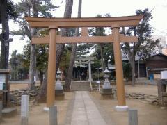 嫉妬の犠牲者を嫉妬深い弁財天に祀る駒留八幡神社