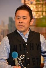 """ナイナイ岡村隆史 """"ベッキー不倫騒動""""で視聴者の姿勢に苦言"""