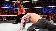 WWE真夏の祭典で中邑が完勝防衛!王座奪取のレインズ、ロンダは王者として大阪へ!