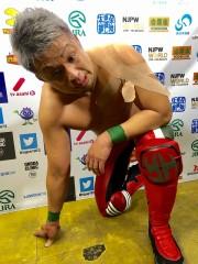 新日本YOSHI-HASHIが3ヶ月ぶりに復帰!「コケたらまた立ち上がればいい」