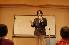 アカシックリーダー・中津川昴氏が沖縄に登場!(2)沖縄にてアカシックレコードの秘密を説く
