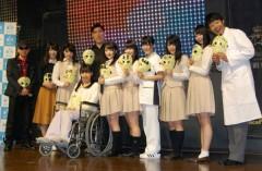 仮面女子の神谷えりながリハビリに励む映画『いま、ダンスする』が5月11日に初お披露目