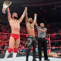 WWEフィン・ベイラー&リコシェの元新日本プロレスコンビが衝撃発進!