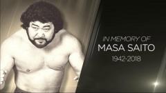 WWEが元タッグ王者、マサ斎藤さんをロウで追悼!新日本は19日に追悼セレモニー開催