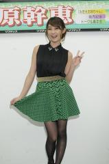 原幹恵 26歳でセーラー服を着ちゃいました! でもプライベートでは着ていないです!!