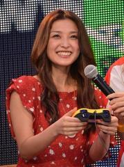石川梨華…次のゴールインは「中澤姉さんに」、槙原寛己氏とファミスタ対戦