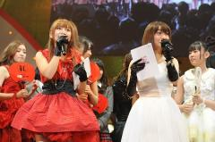 AKB48 紅白歌合戦 大島優子率いる白組が勝利!!