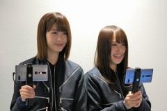 欅坂46・菅井友香と土生瑞穂、「初めての体験」