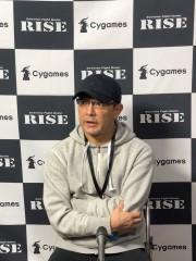 RIZIN榊原実行委員長が異例のハシゴ会見!「メイウェザーとの交渉は想像を絶した」