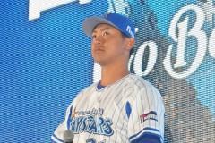 【DeNA】2019年開幕投手は今永昇太に決定「若手に声をかけていきたい」とエースの自覚を語る