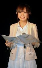 元モーニング娘。 テレ東 紺野アナがCDデビュー決定
