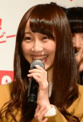 SKE48松井玲奈が茶髪に変身「見慣れないので自分でもビックリ!」