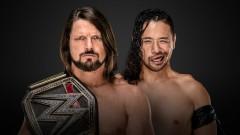 まさに直輸入!中邑真輔はAJとWWE王座2連戦!WWE日本公演第1弾カード決定。