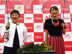 ももクロ・百田と泉ピン子が「海老1年分と賞」をゲット! その理由は…