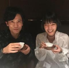 剛力彩芽、稲垣吾郎とのツーショットを公開で舞台に意気込み ZOZO前澤氏も毎日観劇宣言?