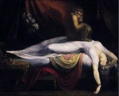 睡眠麻痺が妖怪を生み出した?