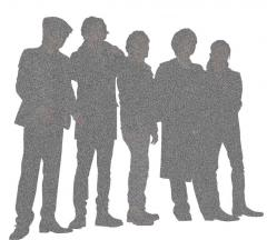 """今やツアーで100万人動員する""""SMAP""""もデビュー当時は不遇の連続"""