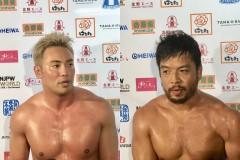 新日本「G1」Aブロック、オカダとKENTAが3連勝!「諦めない」棚橋、飯伏が初勝利!