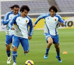 サッカー 岡田ジャパン 4強宣言は夢のまた夢
