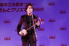 桐谷健太、「三太郎」シリーズ2年連続CM好感度1位に感慨「みんなの力でここまで来れた」