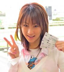 藤川京子の今日この頃「大雪の後は馬場も心配なのだ」白富士ステークス