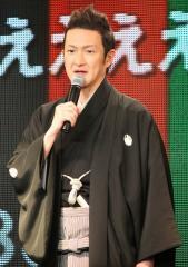 中村獅童「ニコニコ超会議」で初音ミクとコラボ「デジタルの歌舞伎があってもいい」