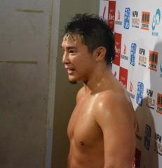 「棚橋さんは強かった」新日本ラストマッチのKUSHIDA、世界進出へ手応えある敗戦!