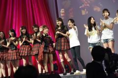 HKT48 指原莉乃がAKB48のレジェンドメンバーに歓喜「何曲か客席で見せてもらったの。指原が好きだったAKBがいた」