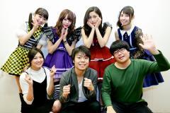 ベイビーレイズJAPAN大矢&マジカル・パンチライン、4K高画質放送に悲鳴「肌荒れに注意!」