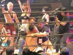 森井洋介がまさかのKO負け!アジアトーナメント決勝はKNOCK OUTとRISEの王者対決!