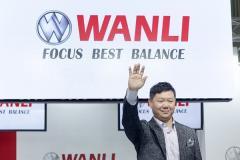 中国のタイヤメーカーWANLIが日本本格上陸! D1など、日本のモータースポーツ参戦にも色気