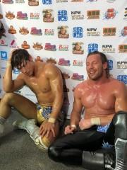 新日本、10.8両国大会の全カードが決定!Codyがケニーと飯伏に割り込みIWGP挑戦
