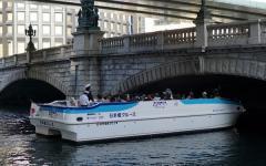 「日本橋と深川『水都復活まつり』」が5日間開催