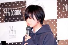 異例のCM起用! 勢いに乗る欅坂46平手「お風呂は2時間欲しい」素朴な素顔