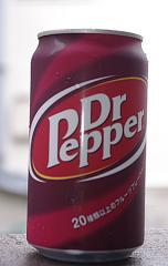 【雅道のサブカル見聞録】アニメの影響でドクターペッパーが人気!?
