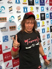 「史上初のIWGP二冠狙う」内藤哲也、新日本制圧へタイチ戦防衛後のプランを明言!