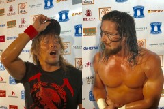 G1クライマックスBブロック、8.11日本武道館大会に内藤、ジェイら4選手が首位の大混戦!