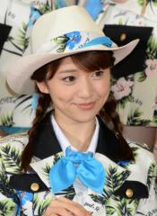主演映画、連続ドラマが決まった大島優子 女優としての真価問われる