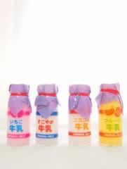 瓶の販売終了 フルーツ牛乳が北朝鮮で大人気