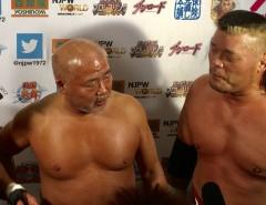 藤波辰爾ドラディション、10月ツアーはヒロ斎藤40周年記念ツアーに決定、旧友集結!