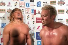 新日本NJC、棚橋対SANADA、オカダ対石井が準決勝!MSGのメインまであと3試合