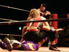 スーパーFMW電流爆破記念興行第2弾(1)「高レベルのお笑いプロレス」「遺恨が続く日米女子プロ対決」