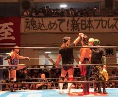 新日本YOSHI-HASHIが仰天提案!アーチャーがダラスを意識、EVILはロスインゴと距離